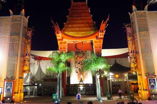 Hollywood Studios was designed with The Chinese Theater as the focus, and that vision has been restored with the removal of the Sorcerer's Hat.