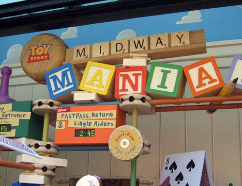 Toy Story Midway Mania is breaking records like crazy!