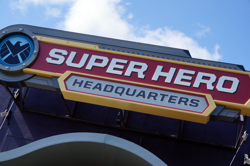 Welcome to Super Her Headquarters.