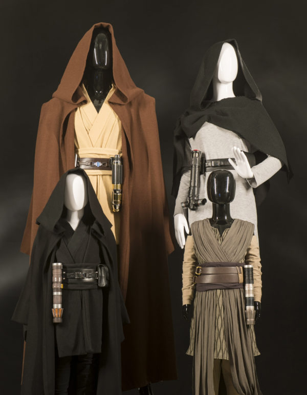 Black Spire Outfitters sells Star Wars-themed outfits, so you can dress like your favorite character and show where your loyalty lies. Photo credits (C) Disney Enterprises, Inc. All Rights Reserved
