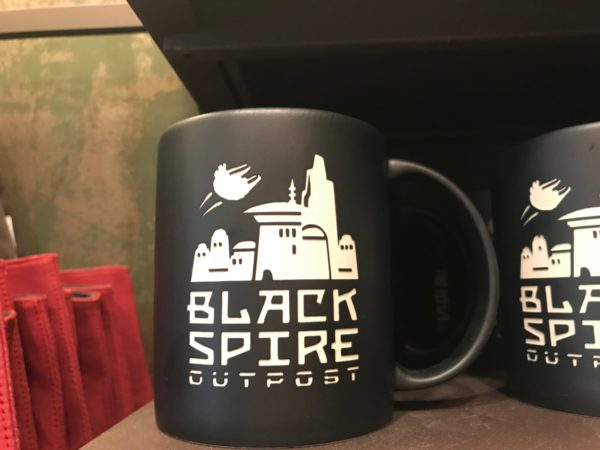 Black Spire Outpost mug $16.99