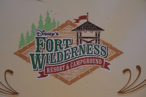 Tenting and camping at Disney's Fort Wilderness can save a lot of money!