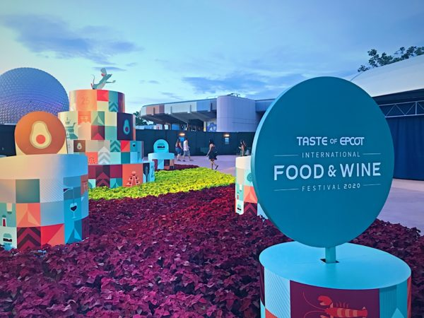 Welcome to the Taste Of Epcot!