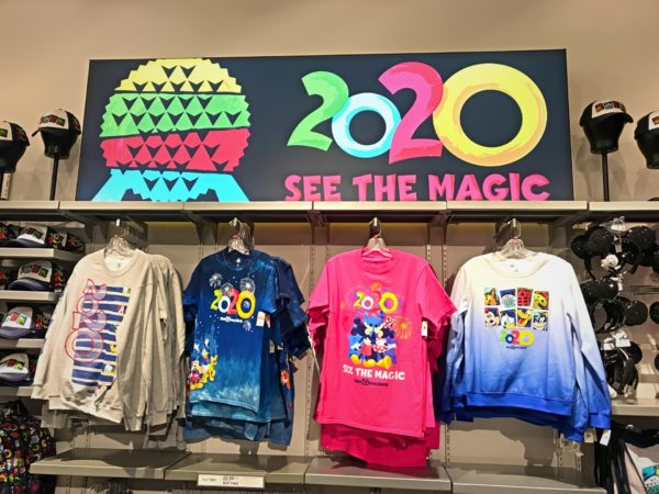 2020 See the Magic merchandise is available at the temporary MouseGear store.