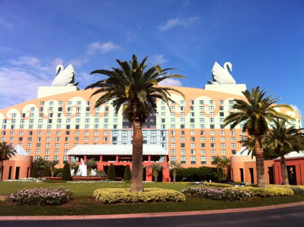 The Swan and Dolphin will soon be joined by The Cove tower hotel!