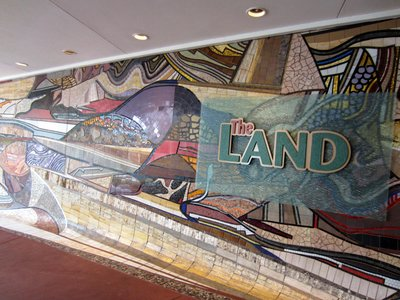 The Land Mosaic Tiles