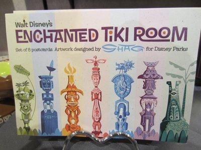Tiki Shag Postcards