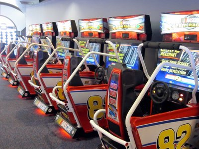 Disney arcades aren't spectacular, but they can be a fun way to spend a bit of time.