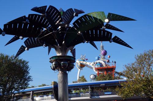 Power Palm in Tomorrowland.