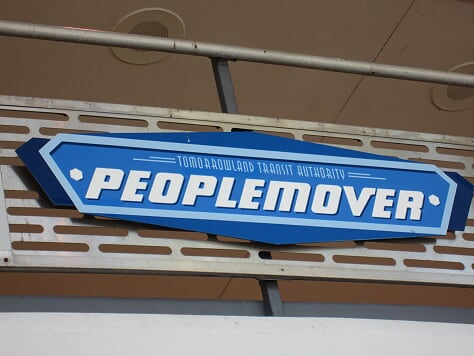 The Tomorrowland Transit Authority PeopleMover Has Long Been A Fan Favorite.