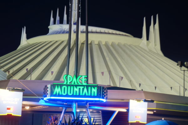 Space Mountain is getting a new, or at least renovated, exit!