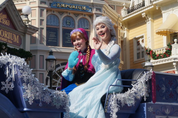 Anna & Elsa, though new, have demonstrated some serious staying power!