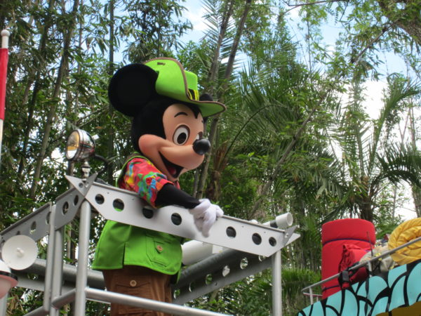 It's not surprising that Mickey is the most popular character in all of Disney World!