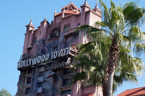Welcome to the Tower of Terror.