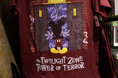 Mickey t-shirt.