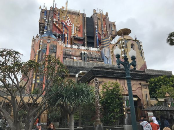 Disney Imagineering considered Spider-Man and Doctor Strange for the Tower of Terror retheme before settling on Guardians of the Galaxy.