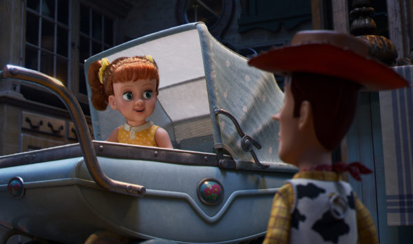 Gabby Gabby is just a bit... creepy. Photo credits (C) Disney Enterprises, Inc. All Rights Reserved.