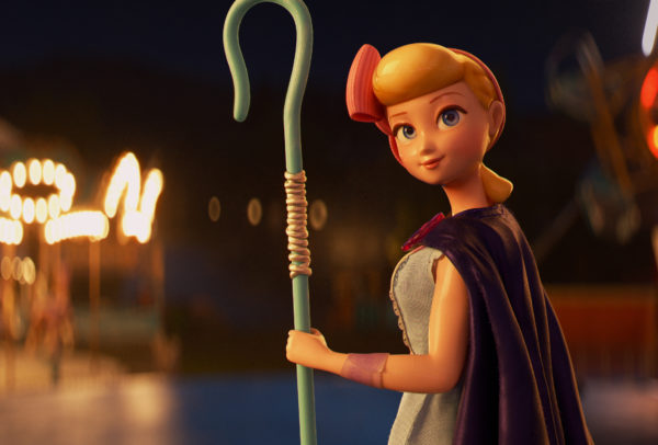Bo Peep has an amazing new look! Photo credits (C) Disney Enterprises, Inc. All Rights Reserved.
