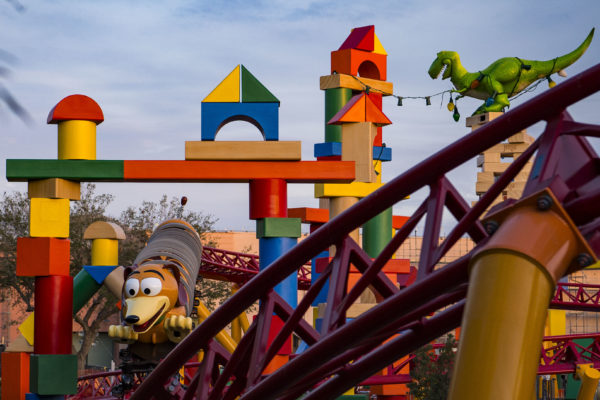 Toy Story Land opens June 30, 2018. Passholders get special access, but several months after the opening. Photo credits (C) Disney Enterprises, Inc. All Rights Reserved