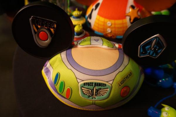 A Buzz Lightyear Mickey Ear Hat!