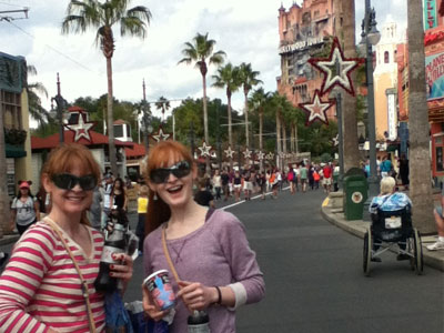 Fun at Disney's Hollywood Studios.
