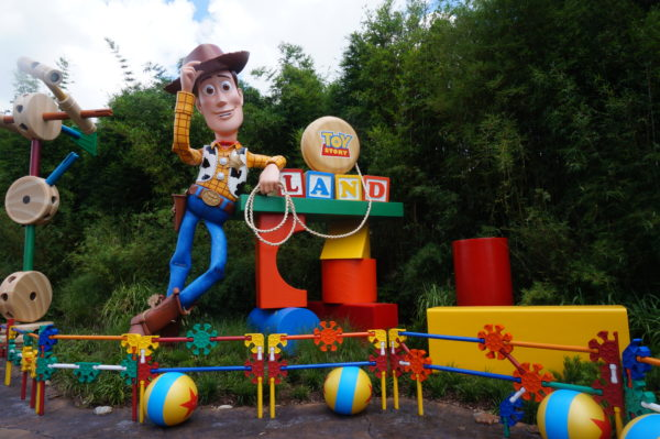 Toy Story Land has already proven to be very popular!