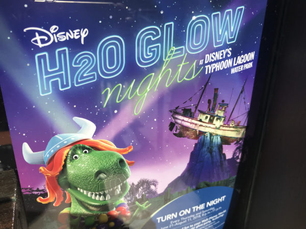 H2O Glow Nights offer a party atmosphere and much smaller crowds.