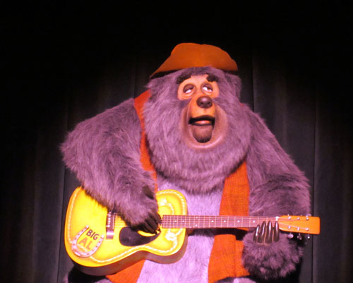 Check out the Country Bears - you'll be glad you did!