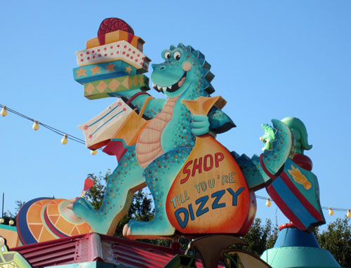 Dinoland USA - it's better than you think!