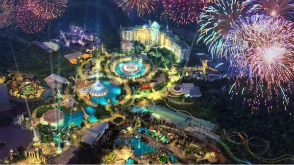 Universal has announced its third theme park - Epic Universe.  Photo credits (C) Comcast Universal, Inc. All Rights Reserved