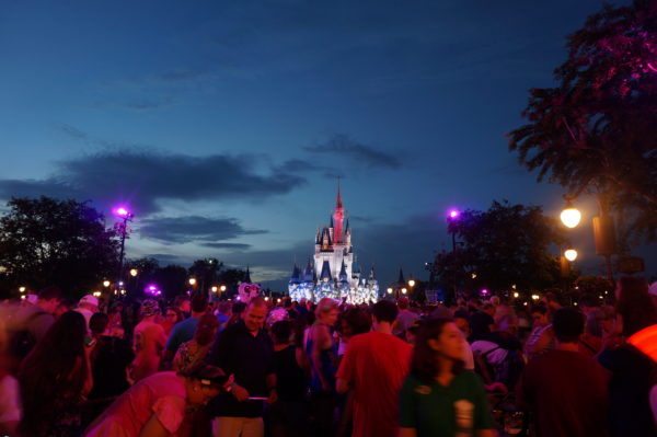 At capacity, the parks alone can hold more than 300,000 people, which means at least two million dollars to upgrade Disney's World's Wi-Fi to industry standards.