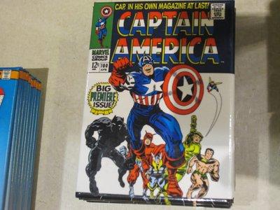 Captain America magnet.