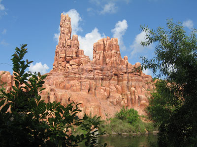 Big Thunder Mountain can have long lines.