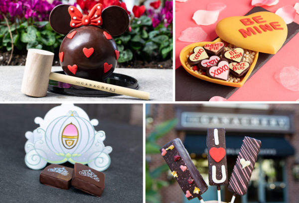 Chocolates from The Ganachery. Photo credits (C) Disney Enterprises, Inc. All Rights Reserved