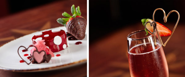 Special items at Tiffins Restaurant. Photo credits (C) Disney Enterprises, Inc. All Rights Reserved