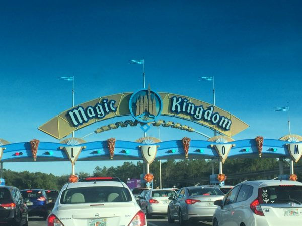 Disney filed a permit to add a variable sign near the iconic Magic Kingdom sign at the TTC.