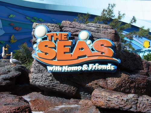 The Coral Reef, in the Seas with Nemo and Friends pavilion, has many great dining choices.