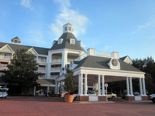 Disney's Yacht Club Resort offers a great steakhouse.
