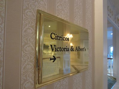 Only the finest in food, service and atmosphere awaits at Victoria & Albert's.