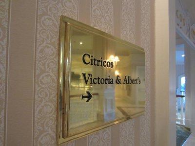 Victoria And Albert's Restaurant