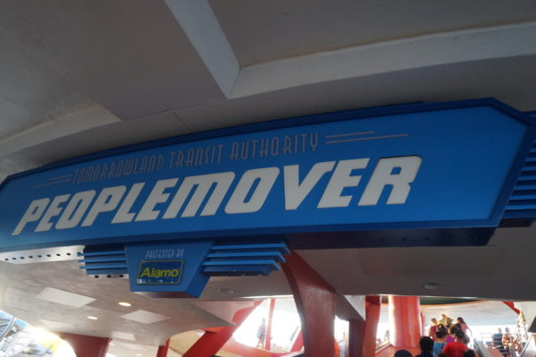 The state of Florida may be getting a real version of the Tomorrowland Transit Authority PeopleMover!