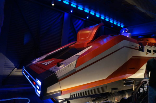 3D attractions like Star Tours can induce motion sickness and fainting for some guests.