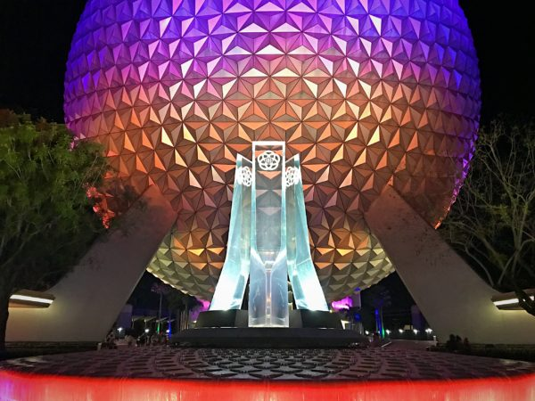 EPCOT opened on October 1st, 1981, so this park is celebrating its 40th anniversary!