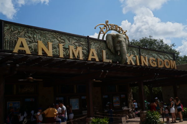 Disney's Animal Kingdom opened on Earth Day in 1998.