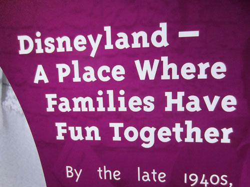Make new memories together at Disneyland.