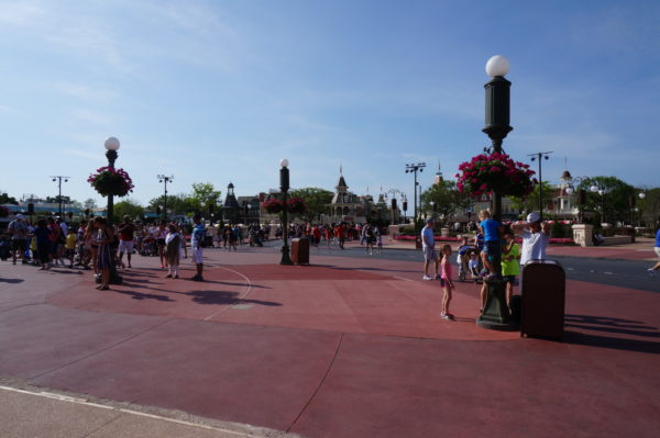 Now you can explore Disney World via Google Street View.