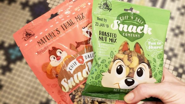 Most of the pre-packaged snacks in the Main Street Confectionery are full of sugar and carbs, but these nut mixes are actually really healthy!