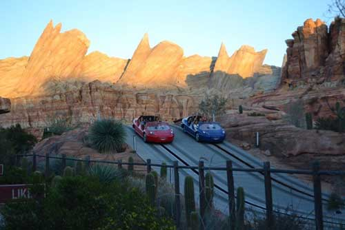 California Adventure is now a 'must see' park.