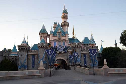 Walt was personally involved in the development of Disneyland, and it shows.