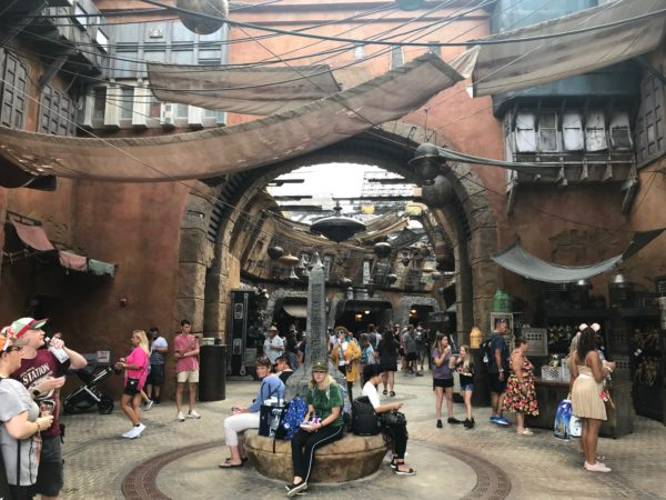 Don't miss the now fully opened Star Wars: Galaxy's Edge!
